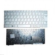 NEW replacement Keyboard Clavier French 4 Samsung N148 N150 NB30 N128 WHITE