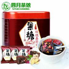 Brown Sugar Rose Ginger Tea 200g Rose Brown Sugar Brown Sugar Ginger Tea