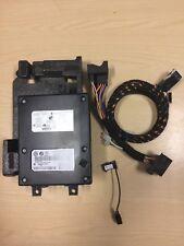 VW SEAT SKODA Bluetooth Caja Módulo Interfaz Kit RNS510 RCD510 7P6035730J