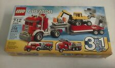 LEGO Creator 31005 Construction Hauler Set In Box used