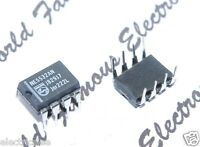 1pcs - PHILIPS NE5532AN DIP-8 IC - dual low noise operational amplifier