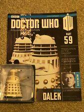 Eaglemoss Doctor Who figurine collection - #59: NECROS DALEK (revelation of...)