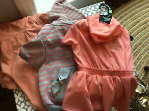 GIFT PACK DOG DRESS Hoodie Coat LOT NWT L Large BOND & CO, REDDY PETCO $70