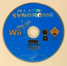 Alien Syndrome (Nintento Wii) DISC ONLY