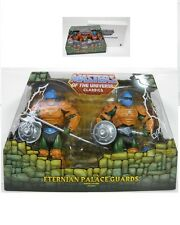 MOTU Classics Eternian Palace Guards Action Figure Set Brand New/Sealed He-Man