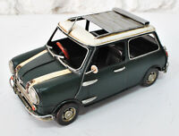 Minichamps 1960 Mini Cooper 1275S MK2 1:32 SCALE Metal Artwork Sculpture Vintage