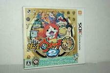 yōkai u~otchi 2 honke LEVEL 5 USATO NINTENDO 3DS VERSIONE GIAPPONESE TN1 49057