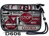 """Carrying Case for 6""""screen Tomtom VIA 1605TM 1605M 1605 M RV, GO 6000 GO 600 60s"""