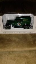 2002 11TH YEAR TIP UP TOWN BANK 1932 FORD DELIVERY TRUCK-MICHIGAN DEER PATCHES