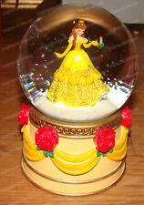 Bella Water Globe (Dept. 56, Disney by Enesco, 4051701) Beauty & the Beast
