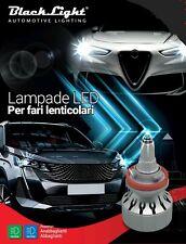 KIT HEADLIGHT LED LAMPADE H7 PER FARO LENTICOLARE 55W XL H7 LSR BLACKLIGTH ULTRA