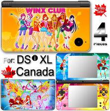 Winx Club SKIN STICKER DECAL for Nintendo DSi XL LL #2