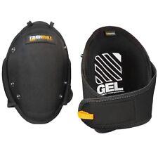 Gel Knee Pads Black Professional Construction Job Gelfit Foam Design For Comfort