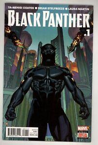 Black Panther 1 NM+ 9.6 Marvel Comics 2016