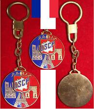 Fußball Football Schlüsselanhänger * USCF Union Sportive des Cheminots de France