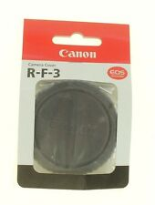 Genuine Canon R-F-3 RF3 Body Cap / RF3 Camera Cover NEW UK Made By Canon Japan