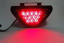 F1 style 12 SMD LED Flashing Blinker For Audi Third Brake Tail Stop Light Red