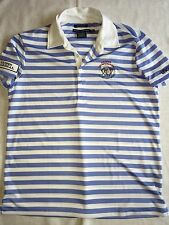 Ralph Lauren POLO GOLF shirt 2014 US Open Marshal Ladies Size M