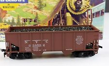 Athearn 5443 New York Central 34' Ribbed Side Open Hopper NYC 834592 HO Scale