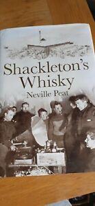 Shakleton's Whisky Neville Peat Book 2013
