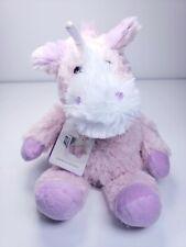 Intelex Warmies(R) Microwavable Cozy Plush - Unicorn Authorized US Seller
