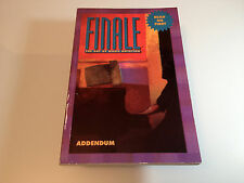 Coda Finale Music Notation Software Addendum for 3.5 (Macintosh)