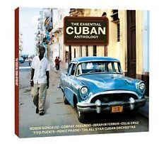 Various Artists - Essential Cuban Anthology / Various [New CD] UK - Import