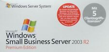 MS Windows SBS Small Business Server 2003 R2 Premium - Update -