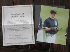 MIKE MUSSINA  Autograph 8x10 Photo w COA NEW YORK YANKEES Signed SIGNATURE YANKS