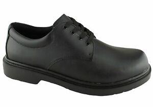 Grosby Hamburg & Hamburg Senior 2 Older Boys/Mens School Shoes