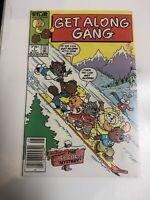 Get Along Gang(1985) # 1 (NM) Canadian Price Variant CPV ! Rare !
