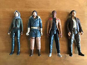 Star Wars Hasbro 11inch Action Figure bundle