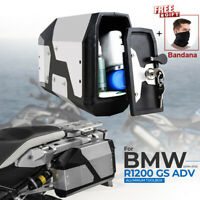 Aluminum Tool Box For 2004-2020 BMW R1200GS LC Adventure R1250GS ADV Waterproof