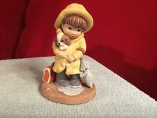 "Maggie Murphy ""School Chums� Ceramic Figurine"