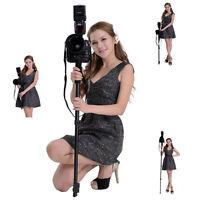 "0 Pinshe 1003 Lightweight 62"" Camera Monopod Portable Unipod For NIKON CANON ETC"