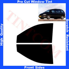 Pre Cut Window Tint Chrysler Voyager 1996-2001 Front Sides Any Shade