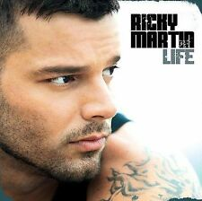 Life by Ricky Martin (CD, Oct-2005, Columbia (USA))