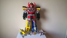 "Imaginext / Mighty Morphin Power Rangers 27"" Megazord + Figures & Vehicles"
