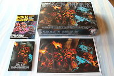 Games workshop Space Hulk 2014 Mega Bundle POSTER WHITE DWARF sin della Dannazione