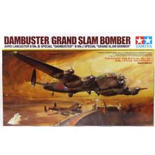 Tamiya 61111 Lancaster B Mk.III Dambuster B Mk.I Grand Slam Bomber 1/48