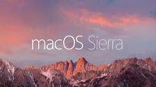 Mac OS Sierra 10.12 UEFI UniBeast Hackintosh installateur Stick