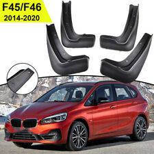 Splash Guards Mud Flaps Front Rear For BMW 2 Series F45 F46 Gran Active Tourer