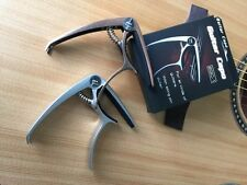 Capo – Quick Trigger Release for Acoustic & Electric Guitar and Ukulele eno egc1