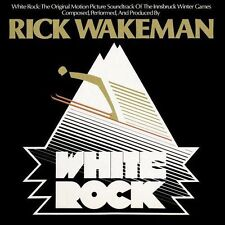 *NEW* Rick Wakeman Card Sleeve CD - White Rock (Mini LP Style Card Care)