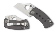 Spyderco Knife McBee CTS-XHP Blade Titanium Handle C236TIP Authorized Dealer