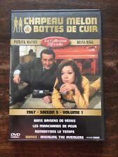 CHAPEAU MELON ET BOTTES DE CUIR - 1967-SAISON 5 - VOLUME 1