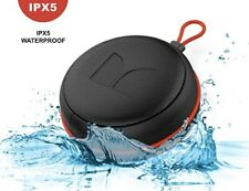 Monster Puck Portable Waterproof BluetoothSpeaker 2 Pack NIB Ships Free In US