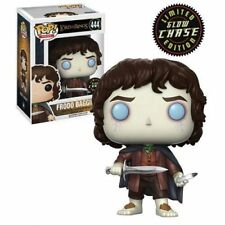 Funko Pop Movie #444 Lord of the Ring Froddo Baggins Glow Chase Exclu