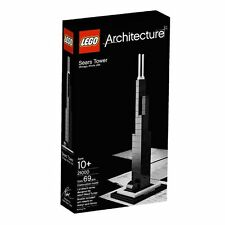 Lego Architecture Willis Tower 21000 Sealed MISB