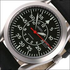 Aristo Swiss ETA Automatic, 40mm Pilot Watch with Sapphire Crystal #3H33/3